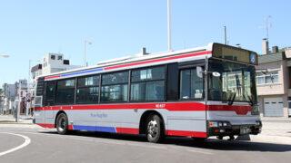 宗谷バス 日野ブルーリボンシティノンステップ 637