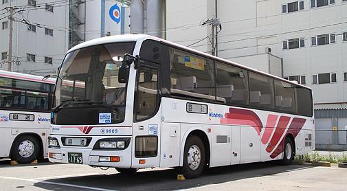西日本鉄道「桜島号」深夜便乗車記【再編集】