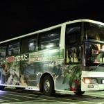 いわさきバスネットワーク「桜島号」昼行便乗車記(『「SUNQパス」で乗り尽くす九州旅』その2)