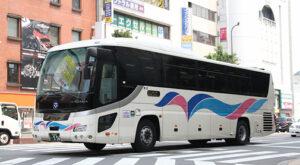 大分交通「とよのくに号」SN便 ・556