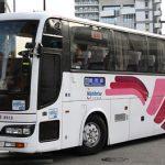 西鉄高速バス「桜島号」昼行便 3913号車