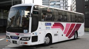 西鉄高速バス「桜島号」・852