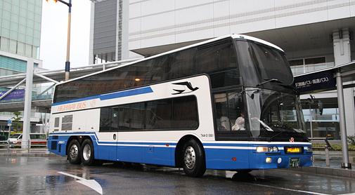 JR東海バス「オリーブ松山1号」乗車記