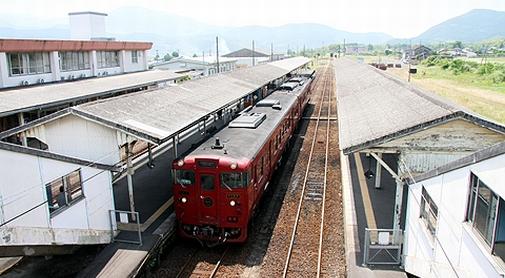 JR九州の観光列車「しんぺい2号」乗車記