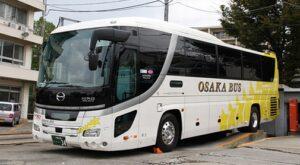 大阪バス「東京特急ニュースター号」・・34