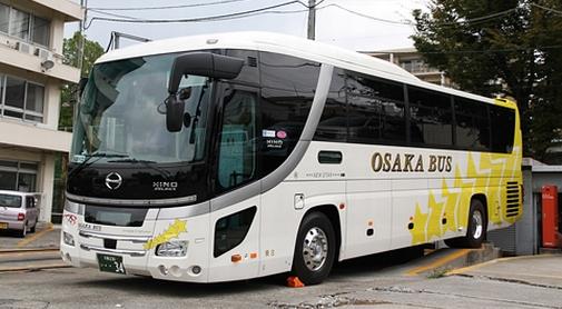 大阪バス「ニュースター号」、12/1ダイヤ改正&運賃改定を実施