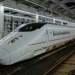 JR九州 九州新幹線 800系「つばめ」@鹿児島中央駅
