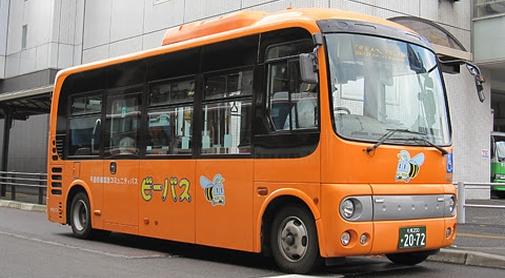 千歳市内の路線バスをちょこっと見てきました。【ビーバス・講演会編】