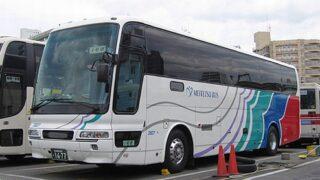 名鉄バス「どんたく号」2607