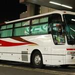 京王バス東「中央高速バス名古屋線」夜行便乗車記