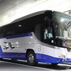 中国JRバス「鹿児島ドリーム広島号」いすゞガーラSHD 641-6903号車