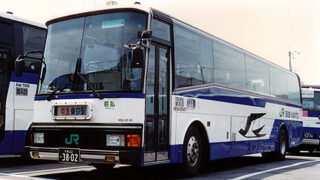 JRバス関東 三菱P-MS735SA