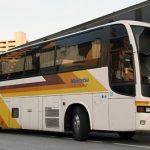 西鉄高速バス「さぬきエクスプレス福岡号」3270号車 乗車記