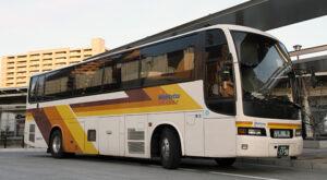 西鉄高速バス「さぬきEXP福岡号」3270
