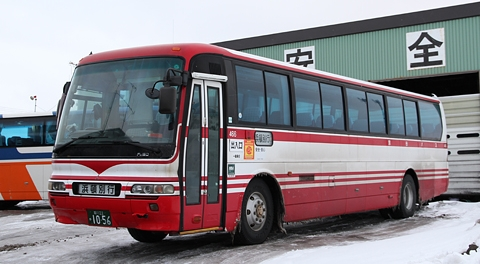 宗谷バス「浜頓別線」(興浜北線代替バス)を見てみる