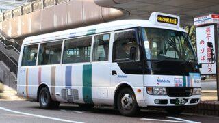 西鉄 高宮循環バス 0376