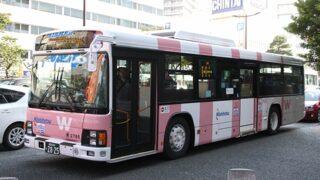 西鉄 渡辺通幹線バス 2785
