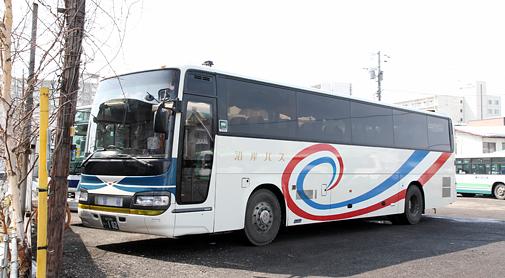 沿岸バス「留萌旭川線」 ・102