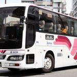 西鉄高速バス「桜島号」昼行便 9135号車