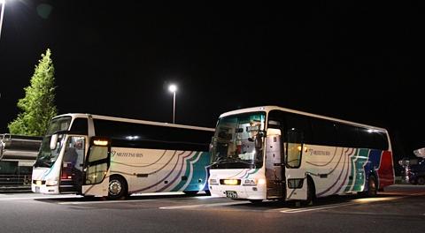 名鉄バス「どんたく号」乗車記(2014年5月乗車分)