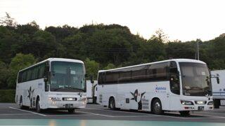 西鉄高速バス「さぬきEXP福岡号」 ・796&1390 鴻ノ池PAにて