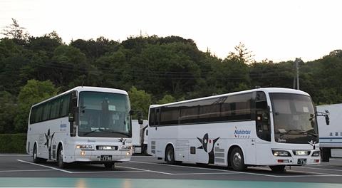西鉄高速バス「さぬきエクスプレス福岡号」乗車記(2014年5月乗車分)