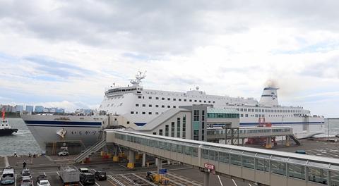 太平洋フェリー「いしかり」苫小牧→名古屋乗船記【1日目】