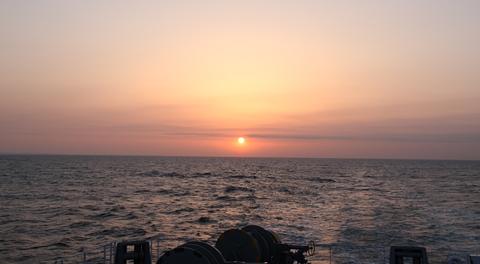 太平洋フェリー「いしかり」苫小牧→名古屋乗船記【3日目】