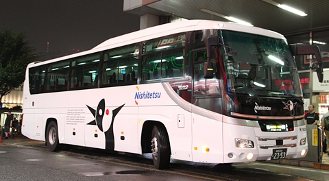 西日本鉄道「はかた号」エコノミーシート続行用 8529号車