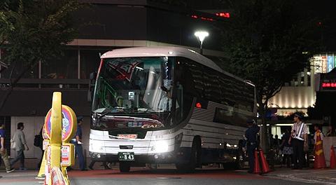 国際興業「しもきた号」(東京~八戸・三沢・むつ線)乗車記