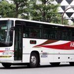 京王バス東「中央高速バス富士五湖線」を見てみる