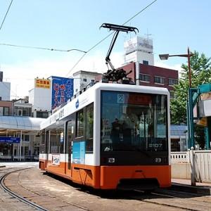 伊予鉄道 2108形