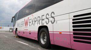 南部バス「ウィラーエクスプレス」 リラックス ・706 サイド