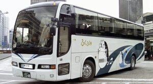 サンデン交通「ふくふく東京号」 3348