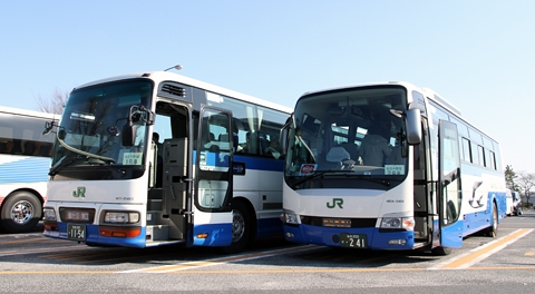 JRバス東北「仙台・新宿号」乗車記