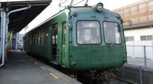 熊本電鉄5000系 5102A 上熊本駅にて その1