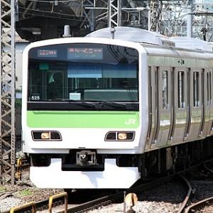 JR東日本 山手線 E231系500番台(H23.05.14)