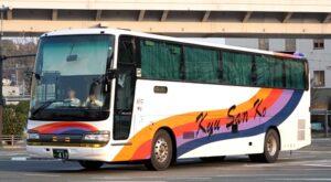 九州産交バス「サンライズ号」 ・417
