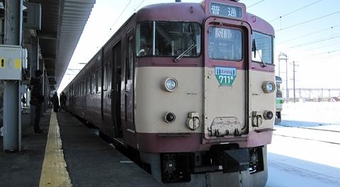 ありがとう711系電車~北海道初の電車 ついにラストラン~