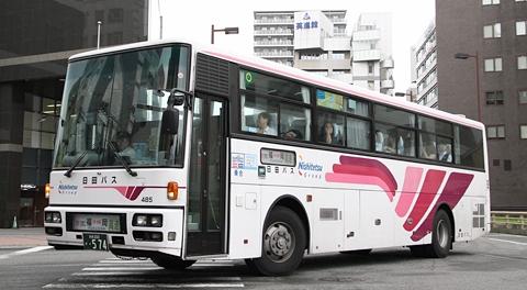 日田バス「ゆふいん号」「とよのくに号」 ・574
