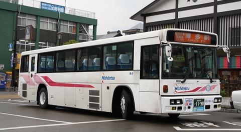 西日本鉄道「太宰府ライナーバス『旅人』(たびと)」を見てみる
