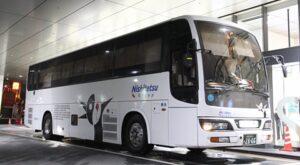 西鉄高速バス「桜島号」夜行便 4012_01