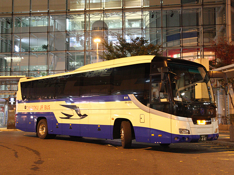 中国JRバス「出雲路号」 ・441