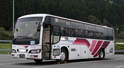 西鉄高速バス「フェニックス号」各停便乗車記(2015年4月乗車分)