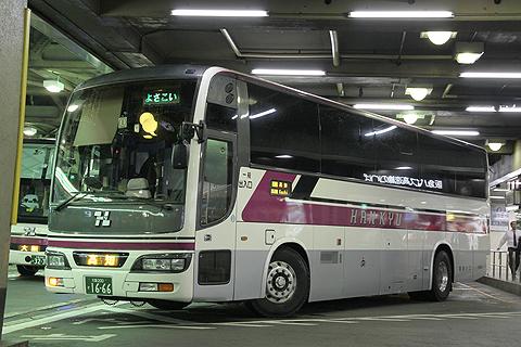 阪急バス「よさこい号」 2889
