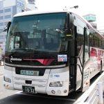 西鉄バス北九州「高速バス 北九州~別府・大分線」乗車記