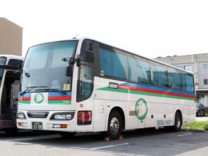 西武観光バス「Lions Express」 1410(H24.05.05)