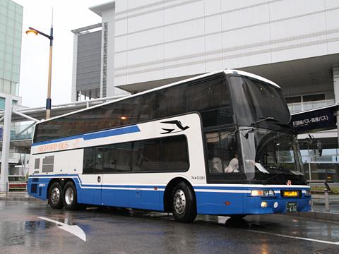 JR東海バス「オリーブ松山号」 ・616 (H25.09.15)