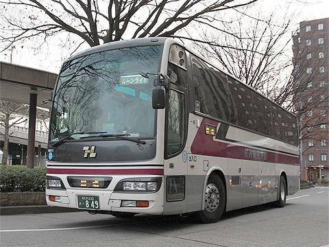 阪急観光バス「ムーンライト号」 ・849