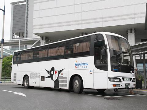 西鉄高速バス「さぬきEXP福岡号」 3802